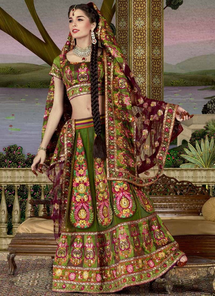 Bridals and grooms pakistani indian and punjabi bridal for Punjabi wedding dresses online
